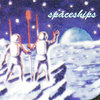 Spaceships EP Cover Art