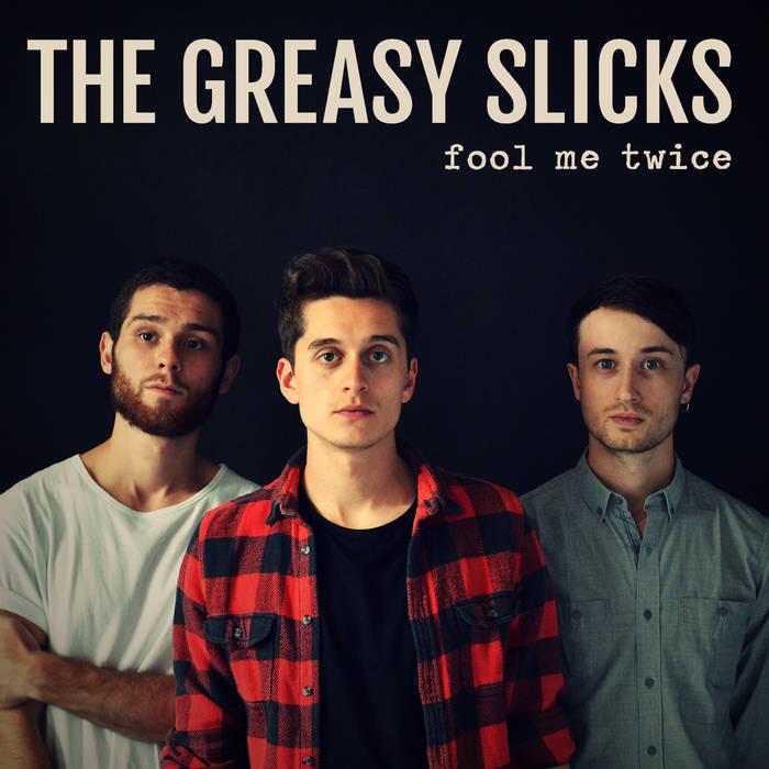 Fool Me Twice EP cover art