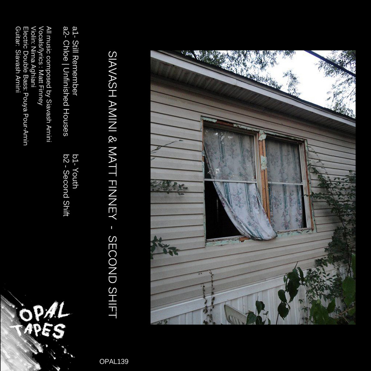 Second Shift | Opal Tapes