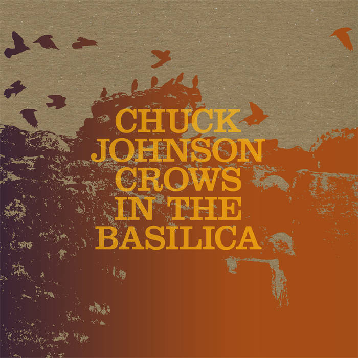 Crows In The Basilica cover art