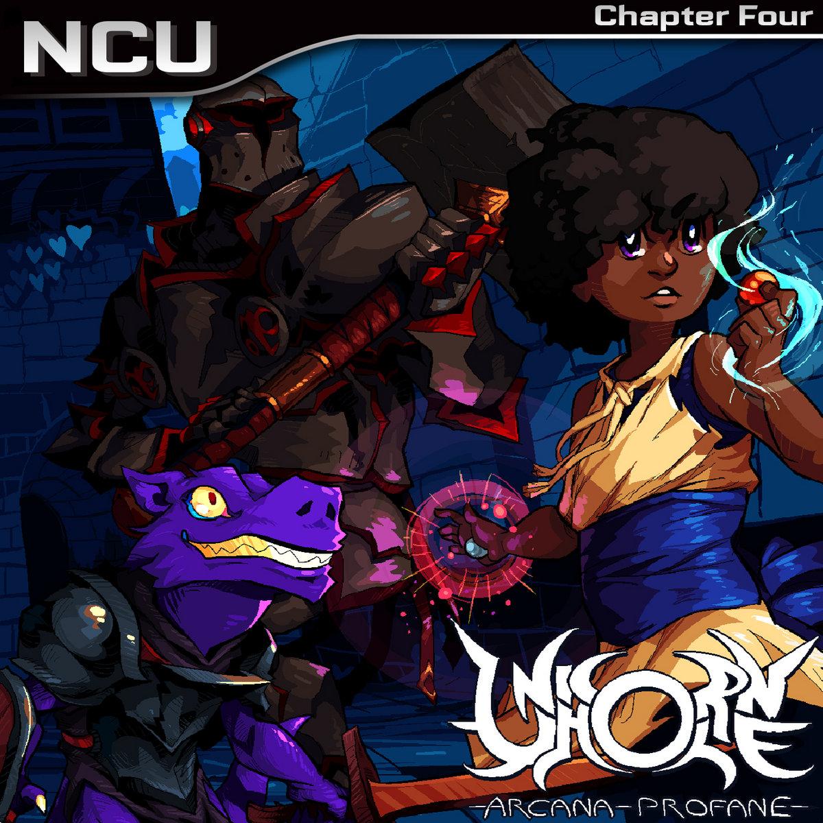 Unicorn Hole - Arcana Profane (2017)