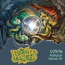 LIVE @ Populux - Detroit, MI 1/29/16 cover art