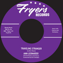 Traveling Stranger cover art