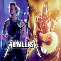 Metallica - Wherever I May Roam BANJO Cover cover art