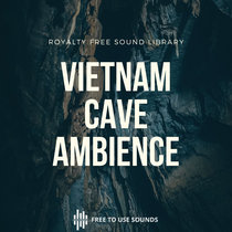 Vietnamese Ambience Phong Nha Paradise Cave Soundscape cover art