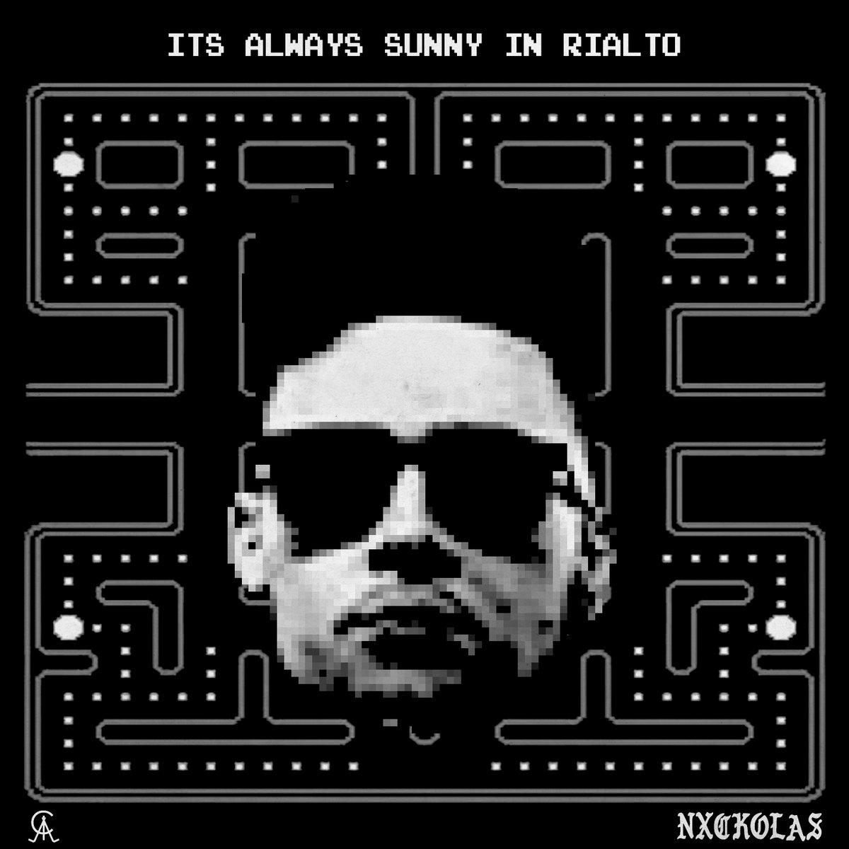 NXCKOLAS - IT'S ALWAYS SUNNY IN RIALTO