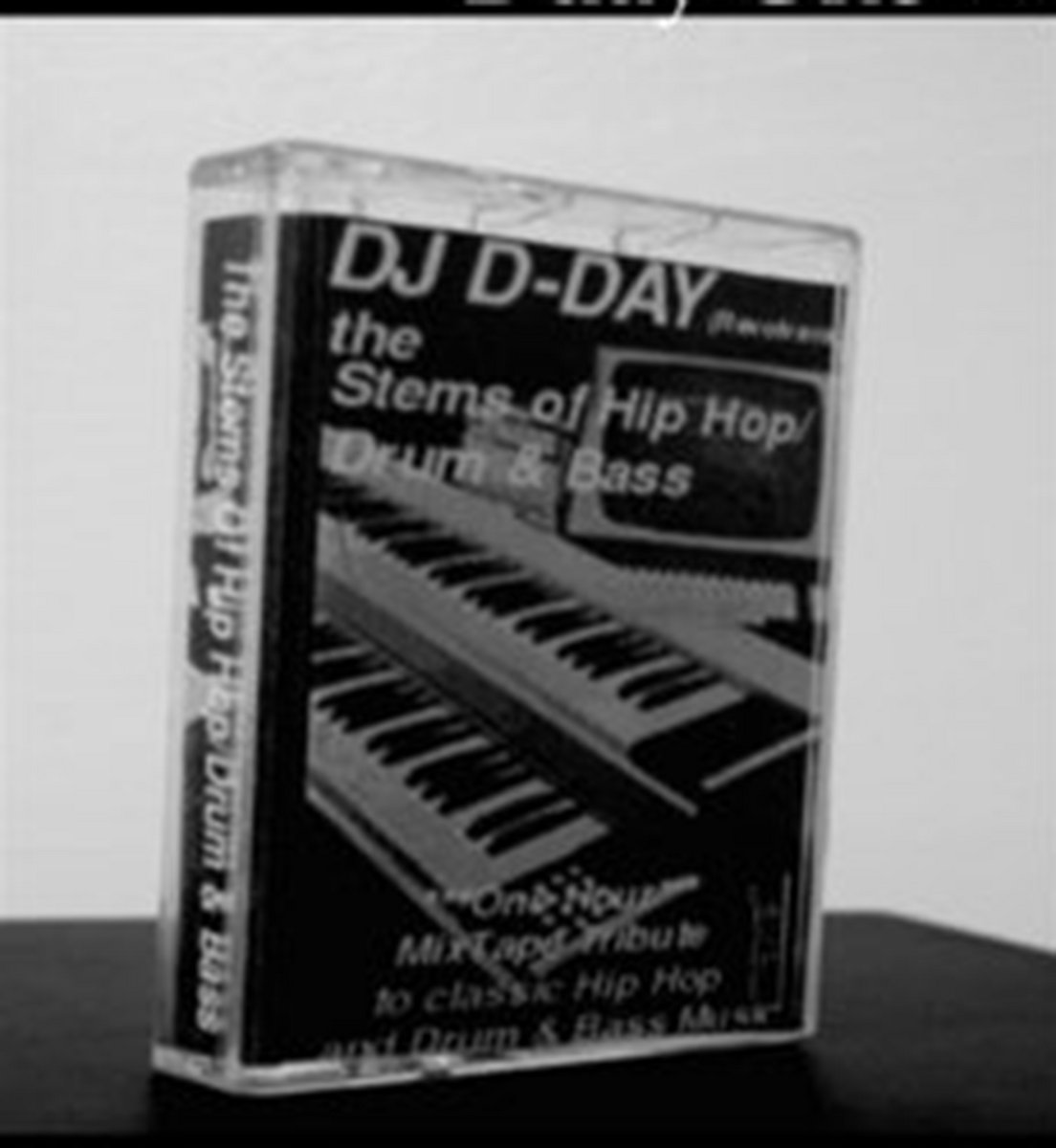 Stems Of Hip Hop (Drum&Bass/Classic Hip Hop Mix) | Dday One