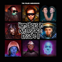 Homeboys in Outerspace - Episode 2 cover art