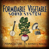 Permaculture: A Rhymer's Manual - Album Cover Art