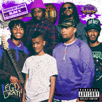Ego Death (Chopped Not Slopped Remix) cover art
