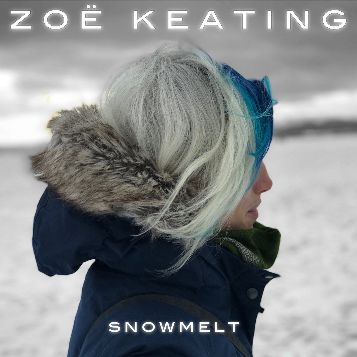 Image result for zoe keating snowmelt ep cover
