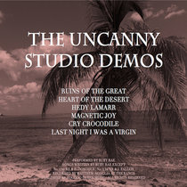 The Uncanny Studio Demos cover art