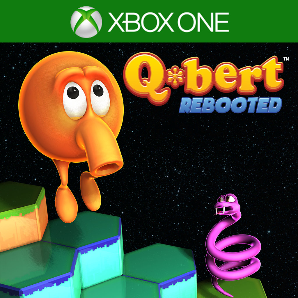 Q*bert Rebooted for XBOX One |...