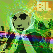 Col Bil w/ Distant Thoughts and kROM DOS cover art