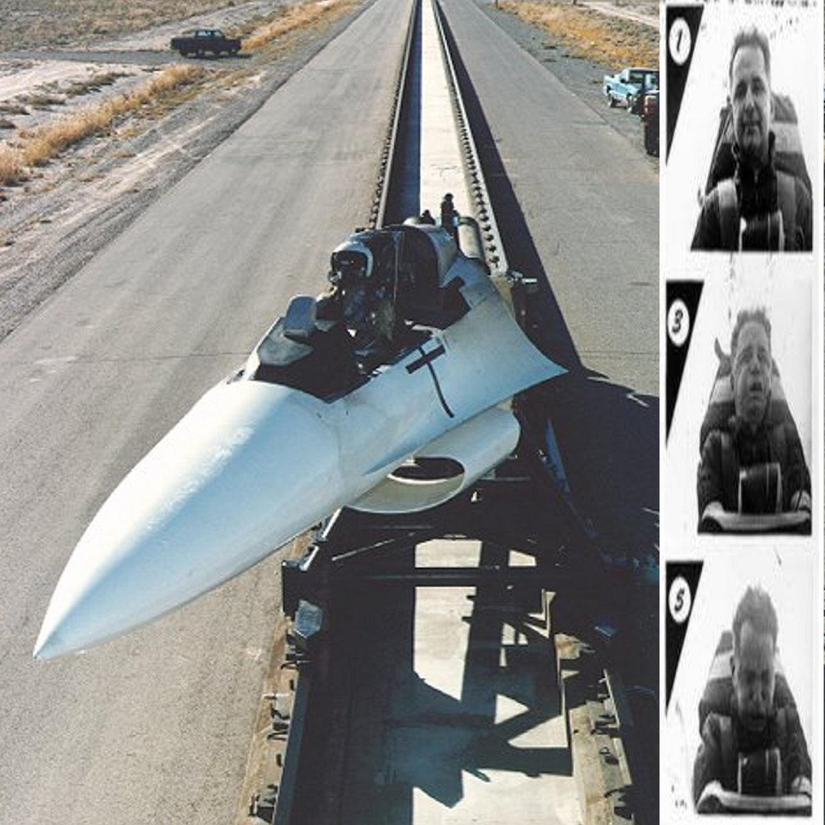 Rocket Sled | Mark James Murphy