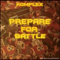 Prepare For Battle - EP cover art