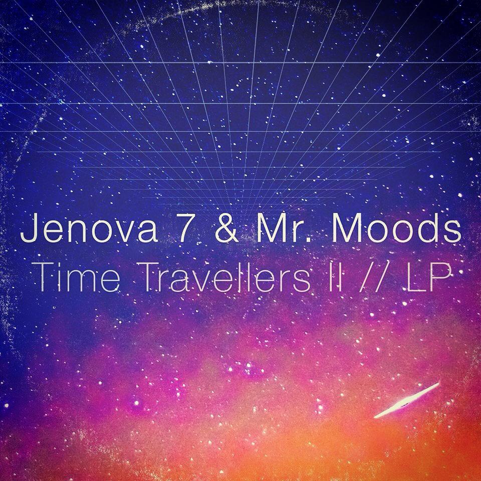 Time Travellers II   Jenova 7