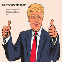 Donald Trump Poops, Kim Jong-un Poops, Etc. cover art