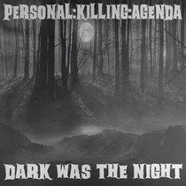 DARK WAS THE NIGHT cover art