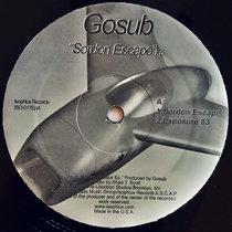 Sordon Escape cover art