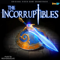 The Incorruptibles - Game Soundtrack cover art