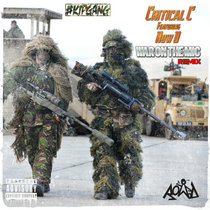 Critical C Ft Row D - War On The Mic EP cover art