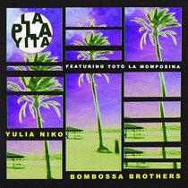 Yulia Niko, Bombossa Brothers feat. Totó La Momposina - La Playita cover art
