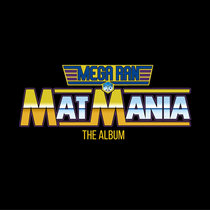 Mat Mania: The Album cover art