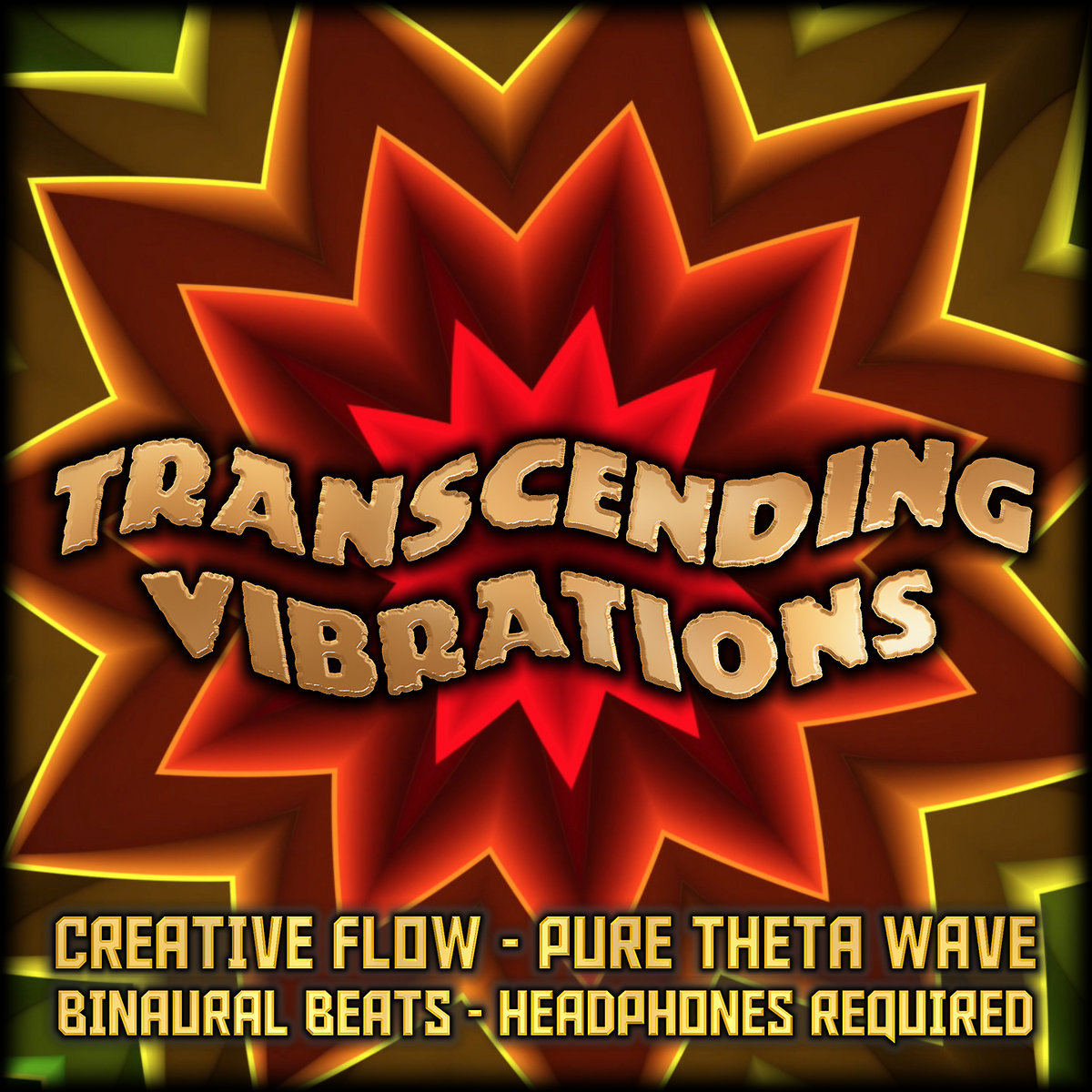 Creative Flow 3 6 Hz | Transcending Vibrations