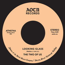 Looking glass (Bandcamp exclusive 300 only) cover art