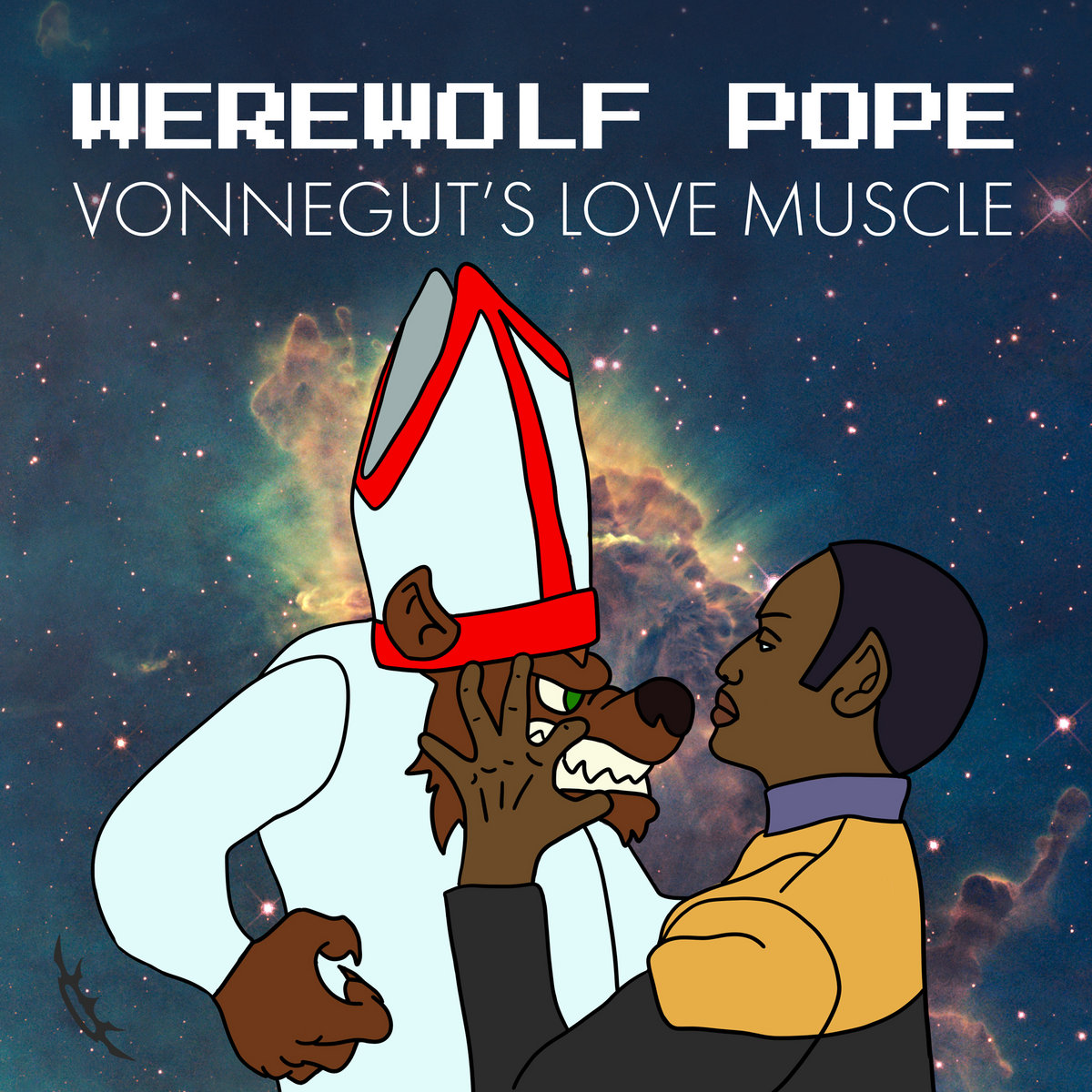 Suck Dick For Pogs | Werewolf Pope