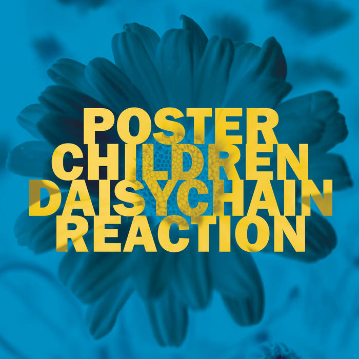 Daisy Chain Reaction 25th Anniversary Reissue (Vinyl and Bonus Tracks ONLY) cover art