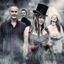 Venus Exalted EP (Volume 1) cover art