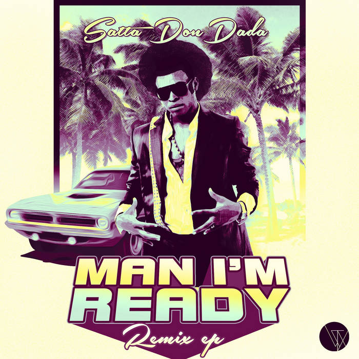 Man I'm Ready Remix EP (TW008) cover art