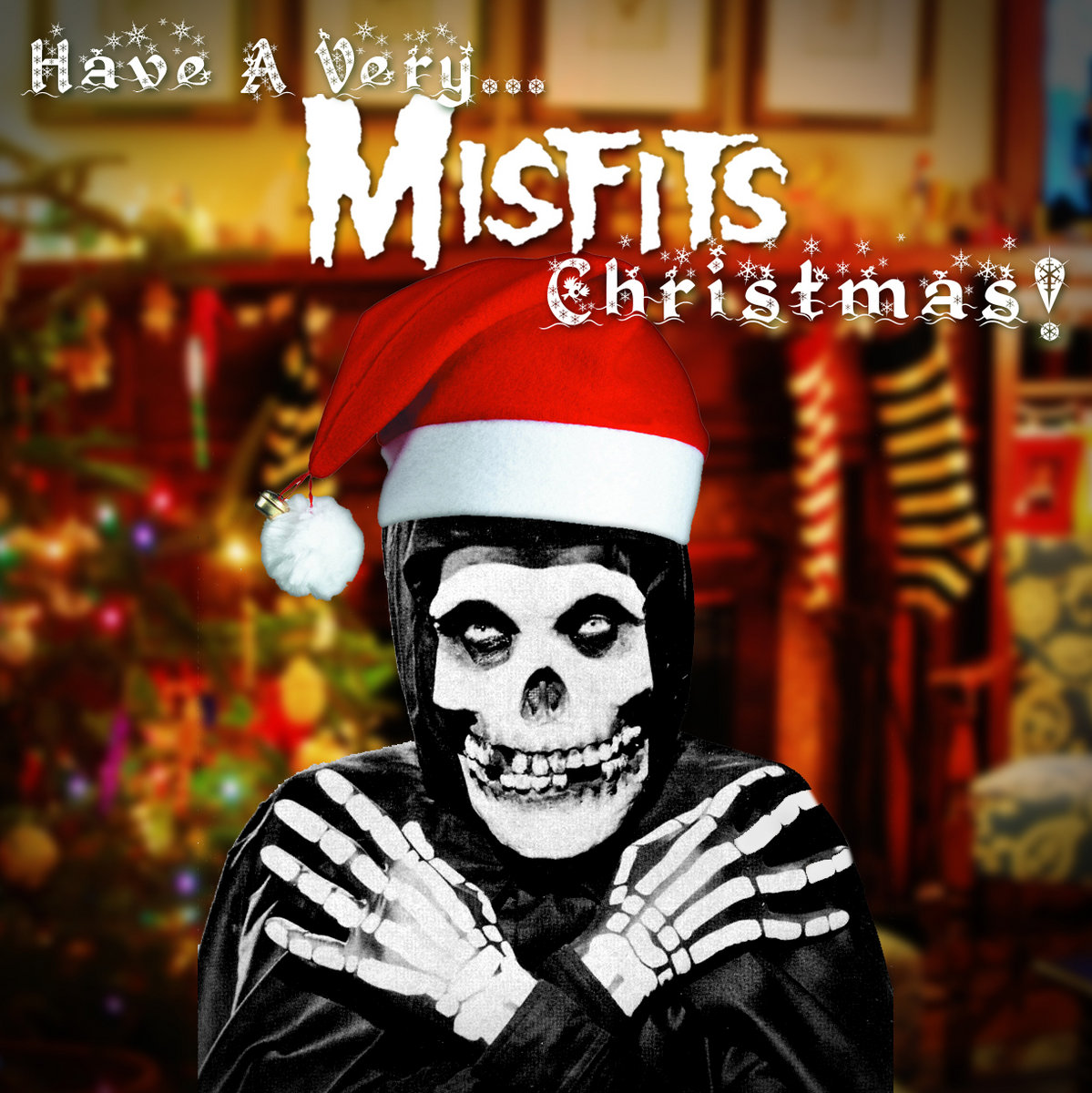 have a very misfits christmas delicious clam records