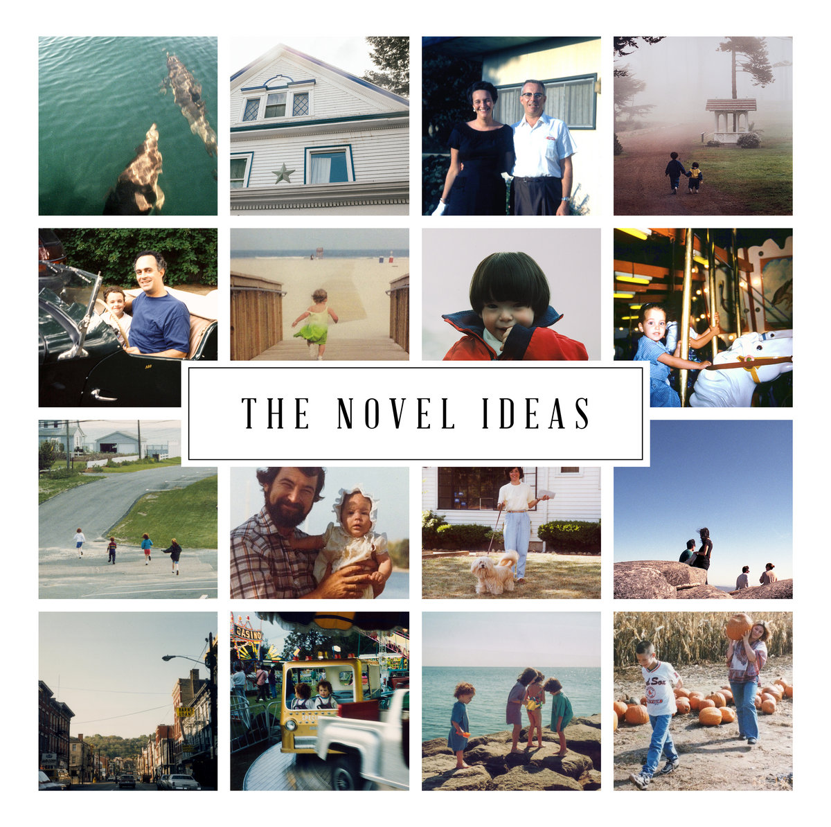 Image result for the novel idea the novel ideas band