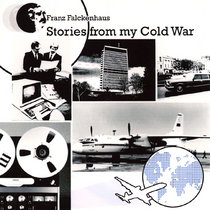 (Strange Life Records SLR012) Stories From My Cold War cover art