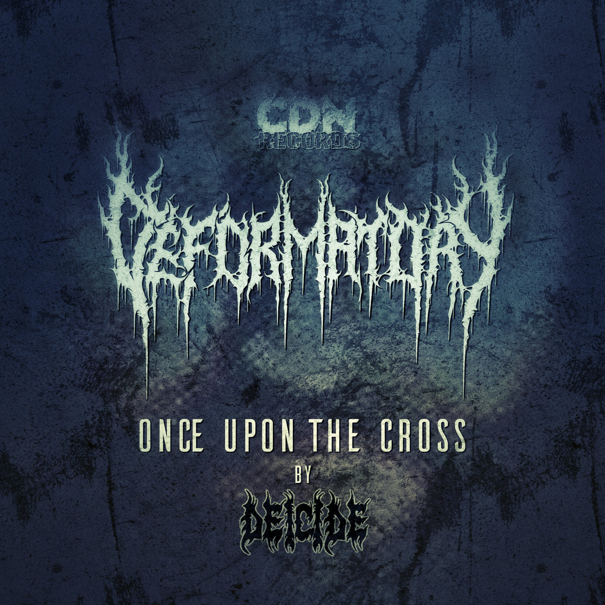 Once Upon The Cross (Deicide Cover) by DEFORMATORY