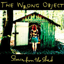 Stories From The Shed cover art