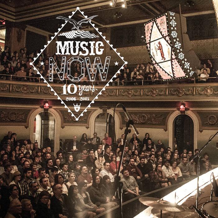 MusicNOW: 10 Years cover art