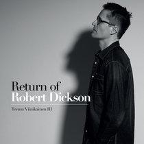 Return of Robert Dickson cover art