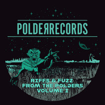 Riffs & Fuzz from the Polders - Vol. I cover art