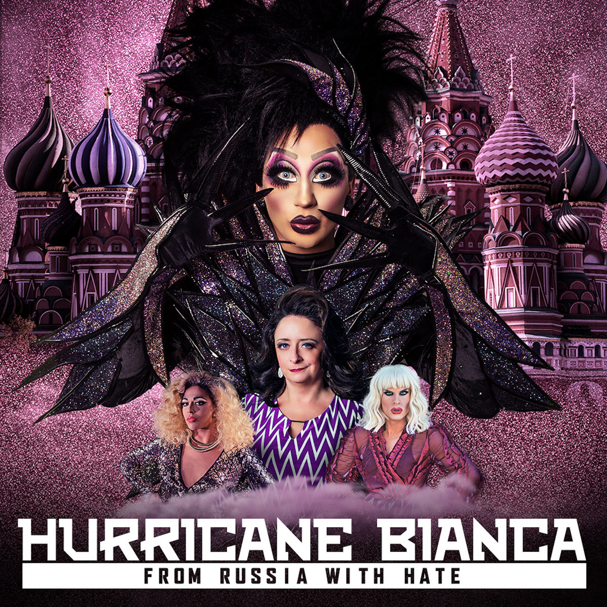 Hurricane Bianca: From Russia With Hate Soundtrack | Spectra