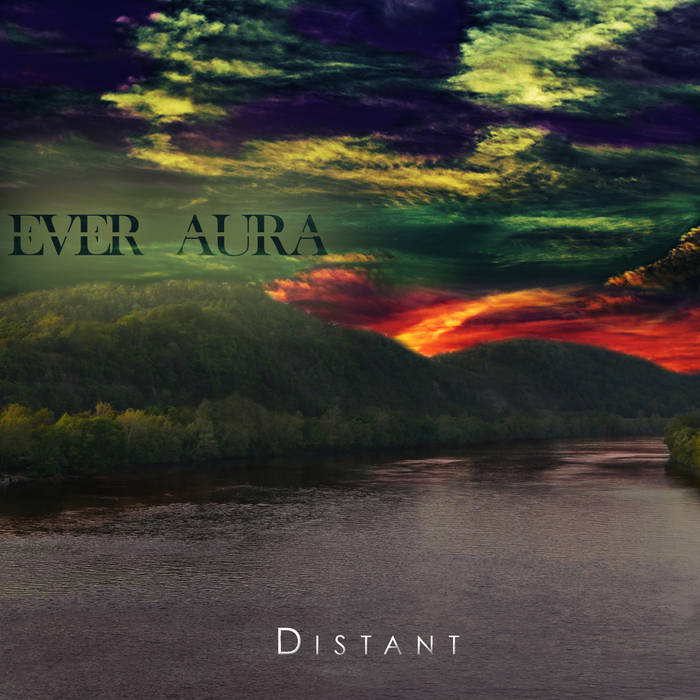Distant EP cover art