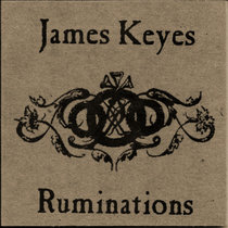 Ruminations cover art