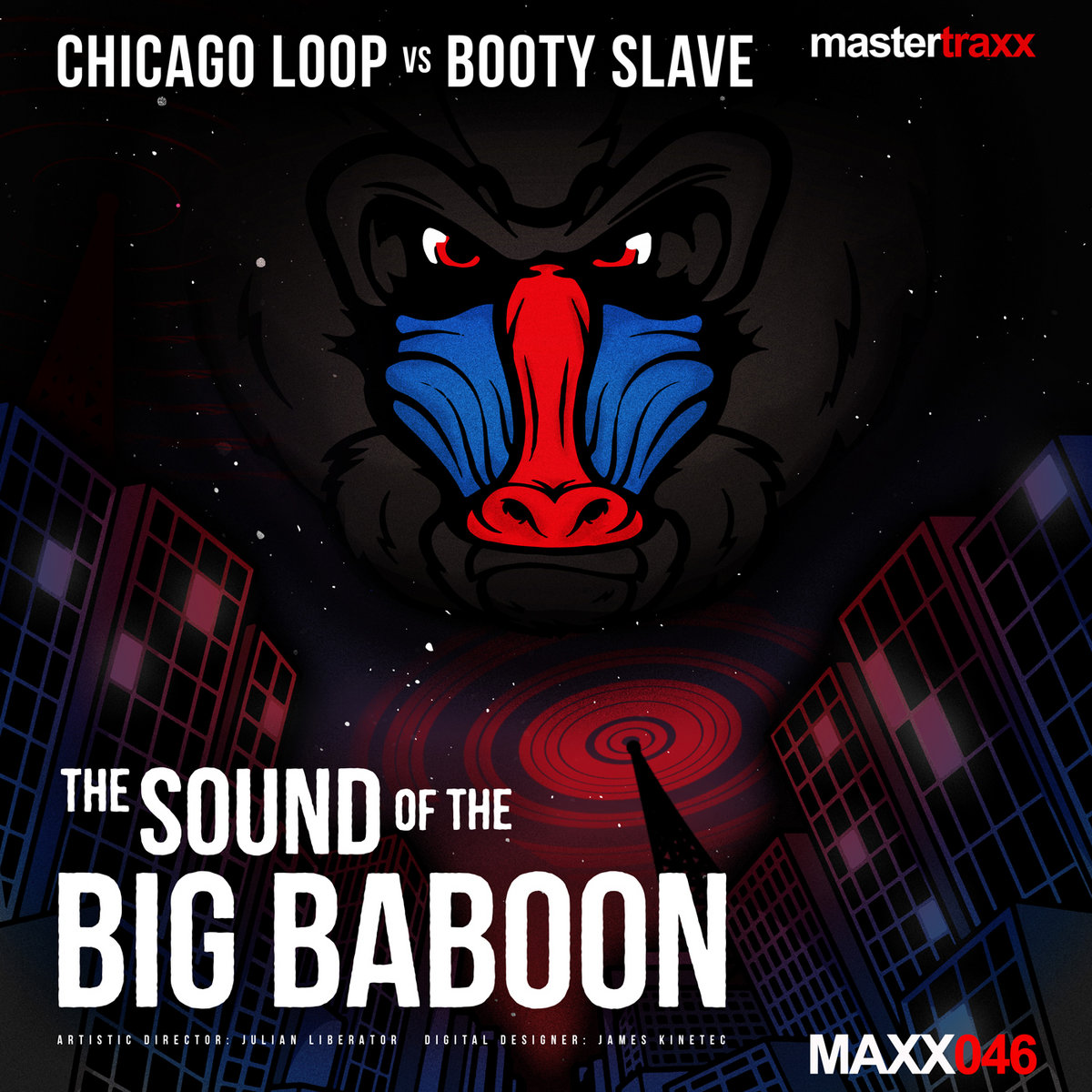 Sound of the Big Baboon | mastertraxx