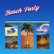Beach Party cover art
