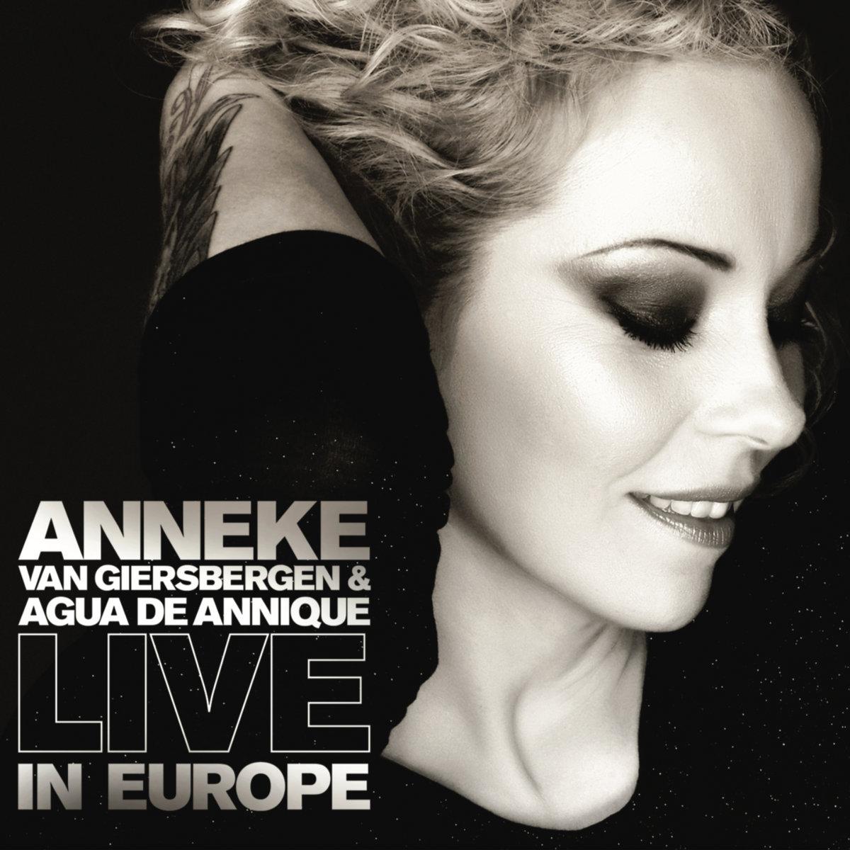 Live In Europe | Anneke van Giersbergen