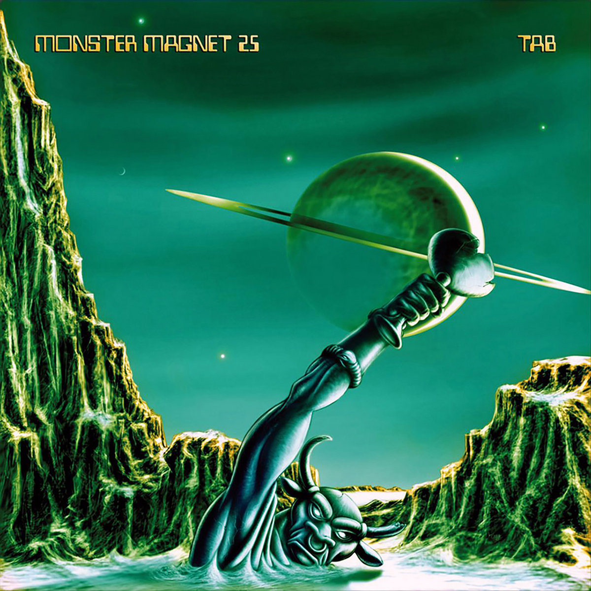 Tab | Monster Magnet
