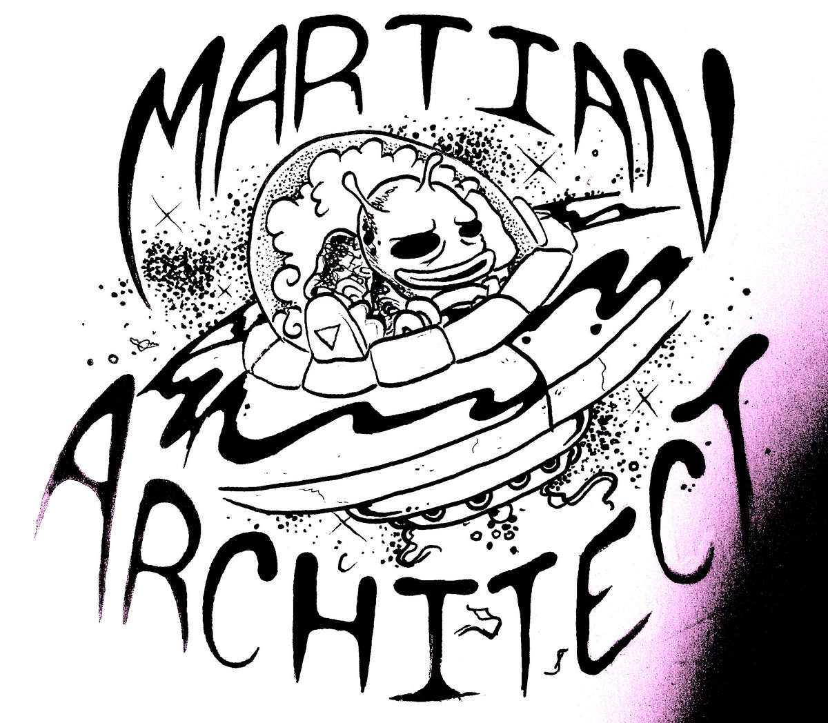 Jihad Barbie Martian Architect